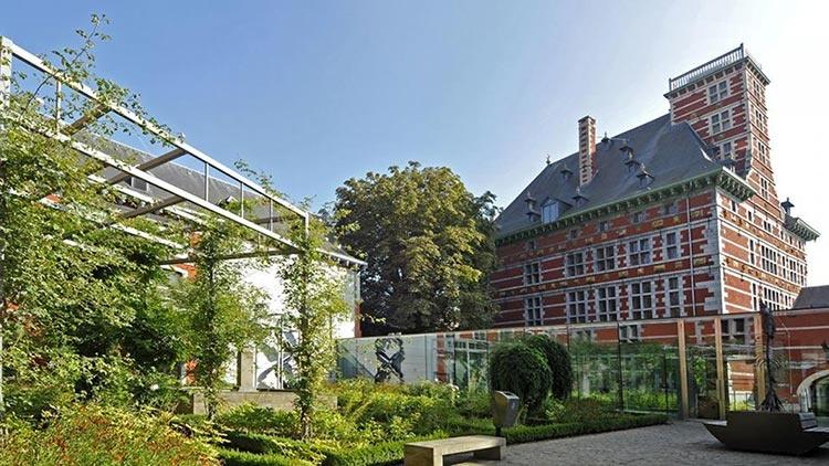 Grand Curtius - Jardin et galerie vitrée