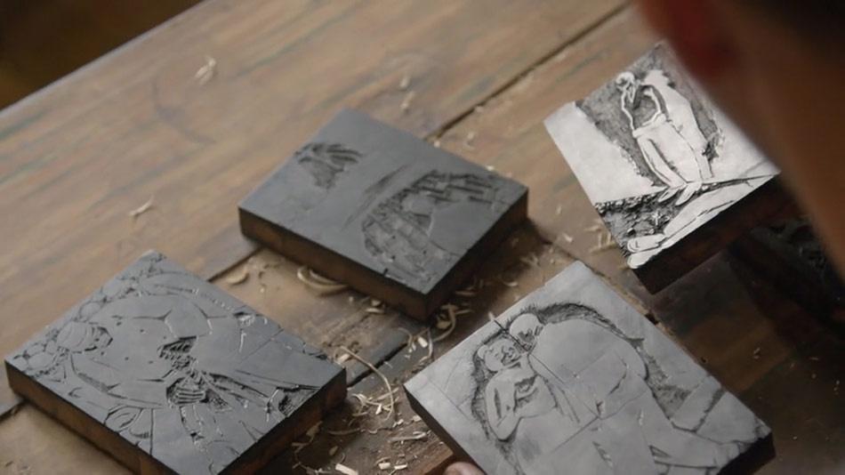 Ciné Musée : Les mains libres - Jérôme Laffont