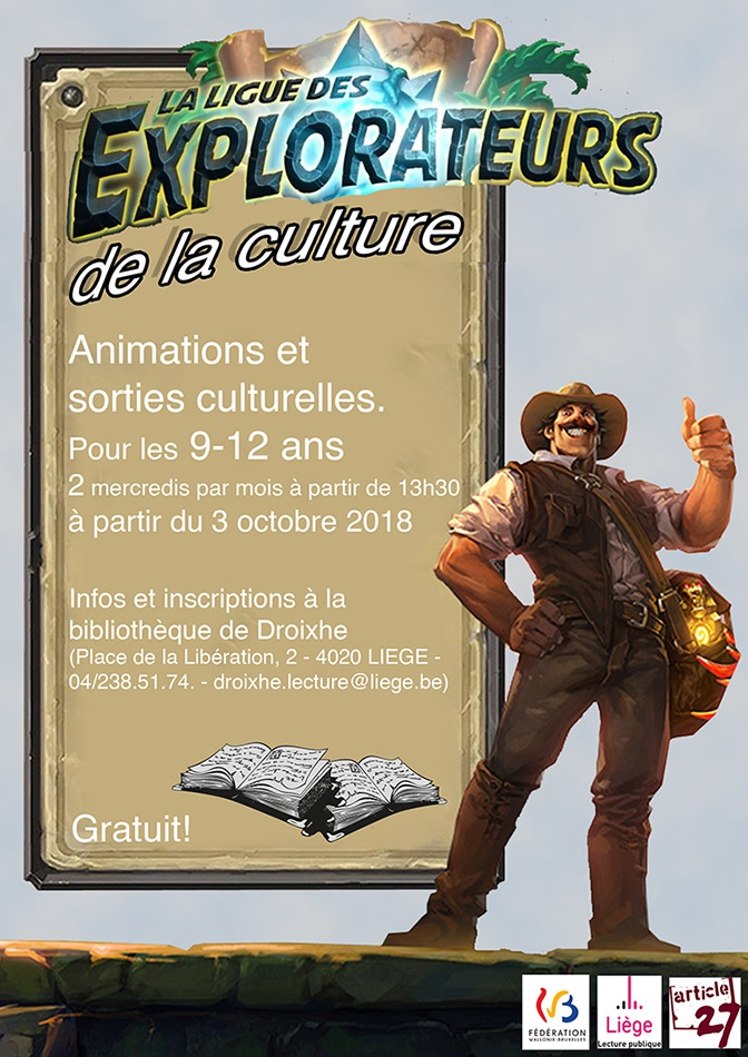 ligue explorateurs