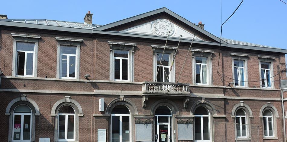 Service nationalités à la mairie de quartier de Grivegnée