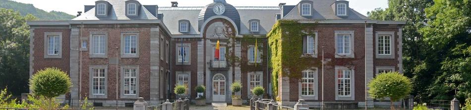 Mairie de quartier d'Angleur (château de Peralta)