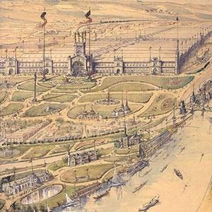 Liège et l'Exposition universelle de 1905
