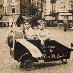 Une cité si ardente... Les Juifs de Liège sous l'occupation (1940-1944)