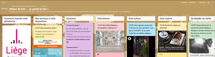 Padlet d'Outremeuse - adultes