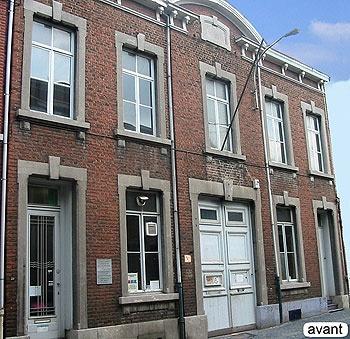 Armuriers - façade rue avant 01