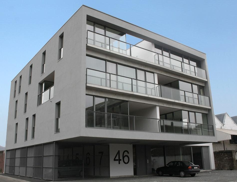 Vivegnis Housing: Résidences Ateliers Vivegnis (RAVI) - © Ville de Liège