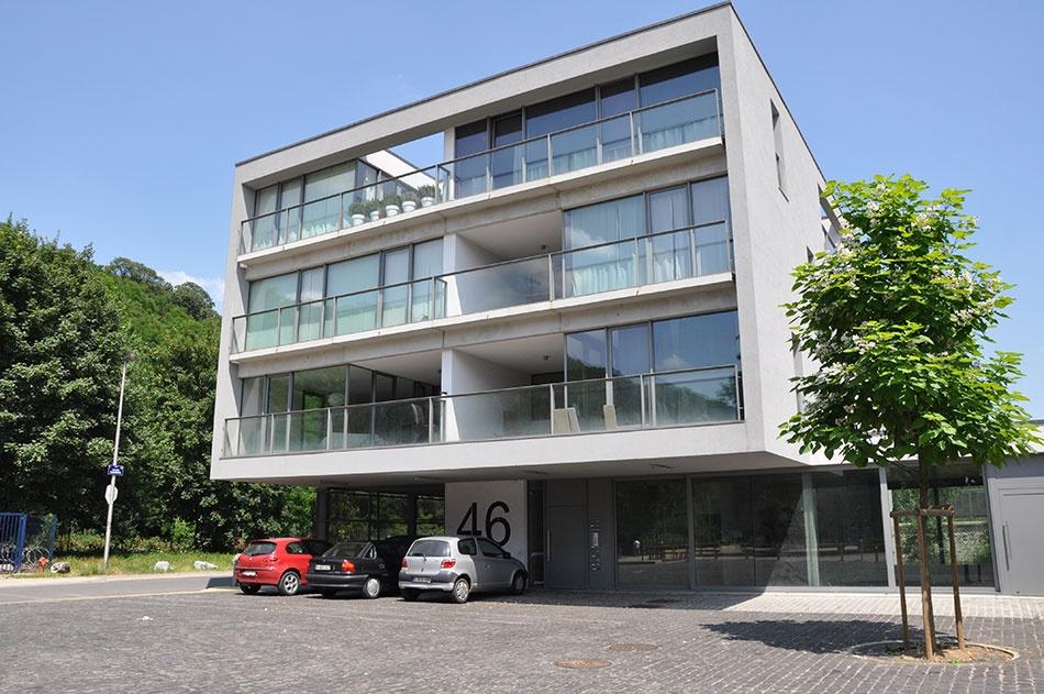 Vivegnis Housing - © Ville de Liège (Urbanisme) - J-P ERS