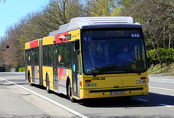 Bus articulé