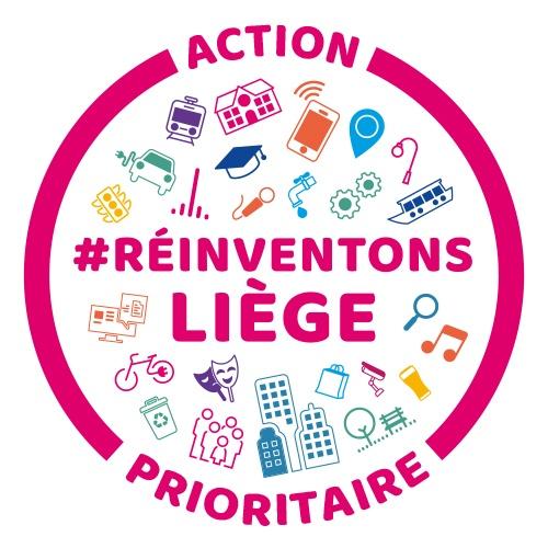 Action prioritaire de Réinventons Liège