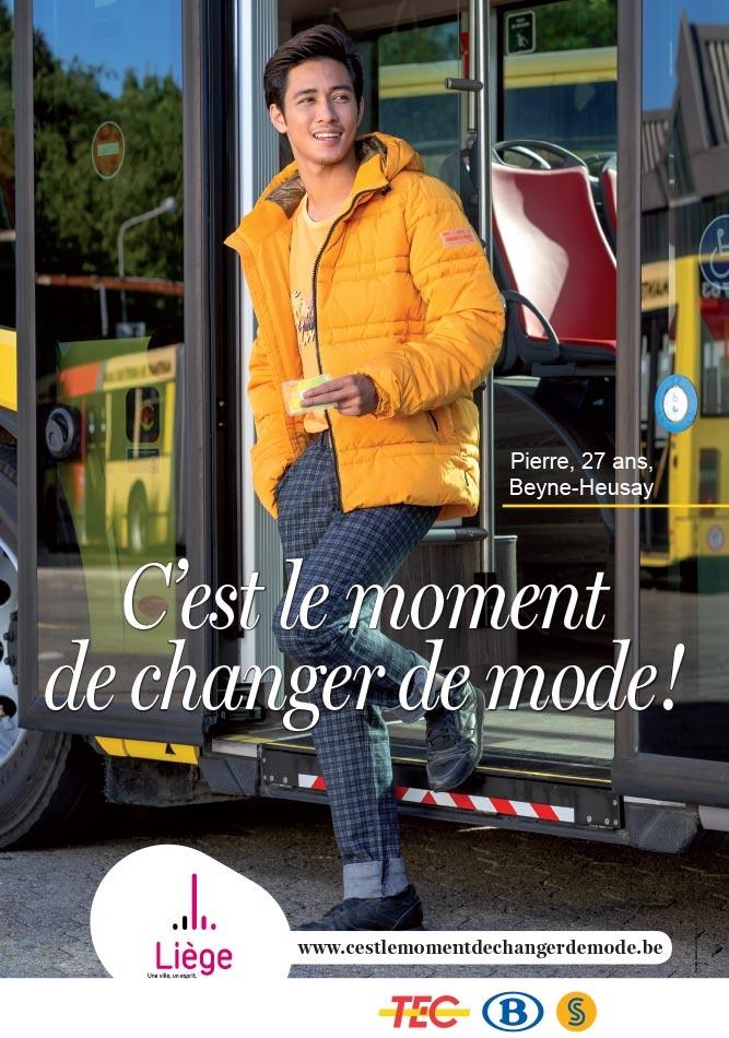 C'est le moment de changer de mode pour le bus