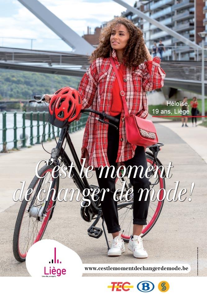 C'est le moment de changer de mode pour le vélo !