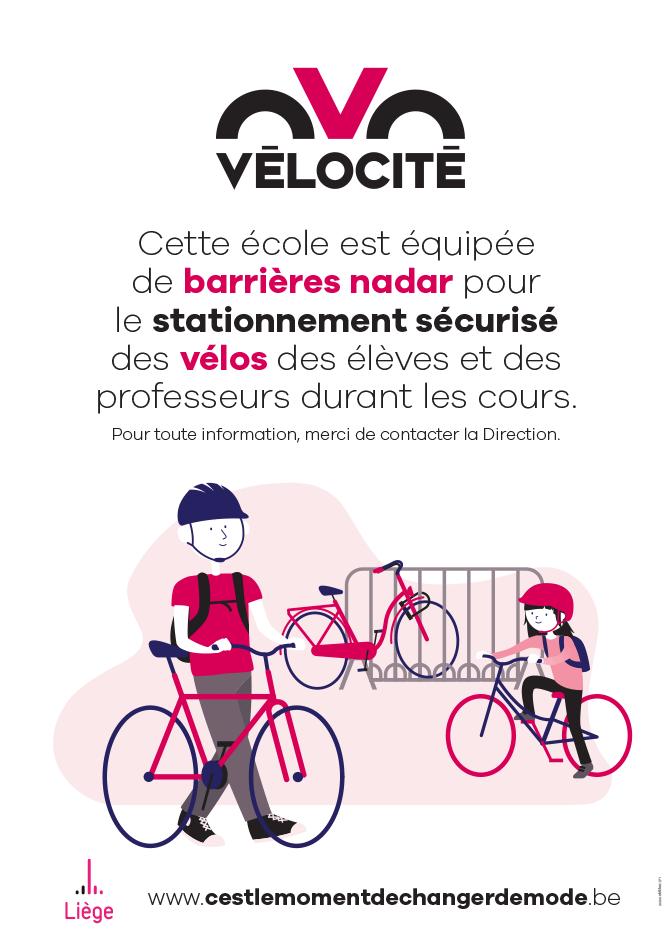 Vélocité - Pour une autre mobilité autour des écoles