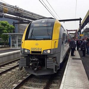 Liège – Seraing en 10 minutes en train, c'est aujourd'hui une réalité grâce à la remise en service de la Ligne 125A