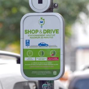 Shop and Drive, c'est parti !