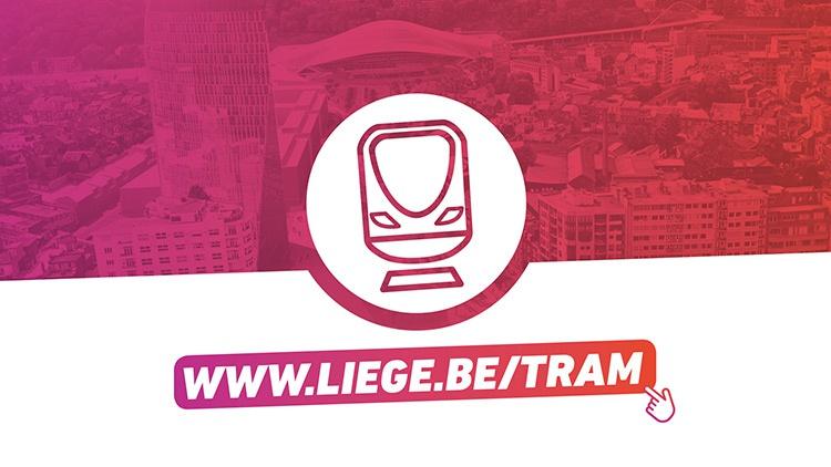 Inscrivez-vous pour recevoir les informations relatives au chantier du tram