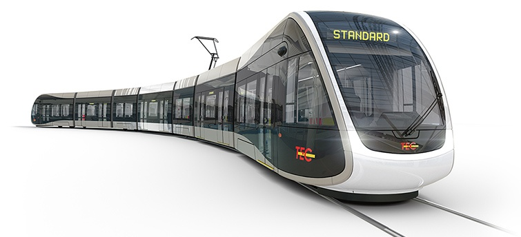 Le trame de Liège : aperçu