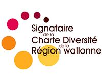 Signataire de la charte Diversité de la Région Wallonne