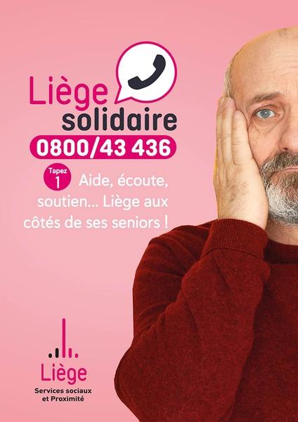 Liège solidarité - Seniors