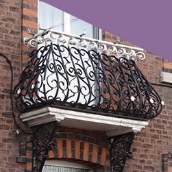 Les balcons et garde-corps en métal - Comment les préserver ?