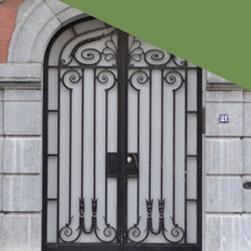 Les portes en métal-Commnet les préserver ?