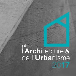 Lauréats du Prix de l'Urbanisme 2017