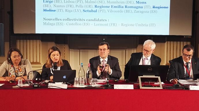 liege elue presidence forum europeen prevention securite urbaine web