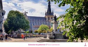 Piétonnier Place Cathédrale