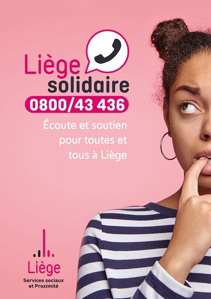 Liège solidarité pour toutes et tous