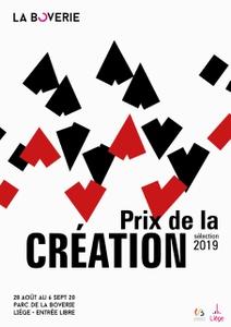 Prix de la Création - Sélection 2019