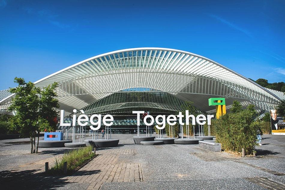E. Denis - Ville de Liège - Communication