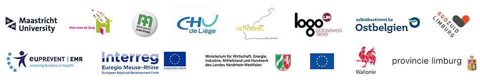 Logo cofinançeurs et partenaires ami des seniors