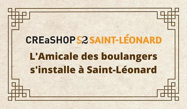 L'amicale des boulangers s'installe à Saint-Léonrad