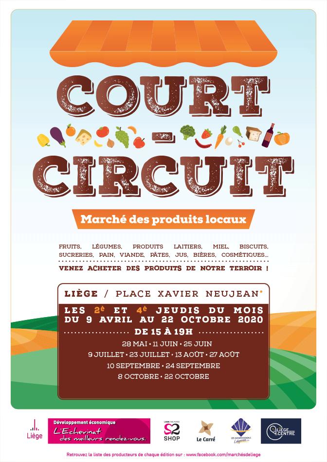 Court-circuit 2020 - toutes les dates