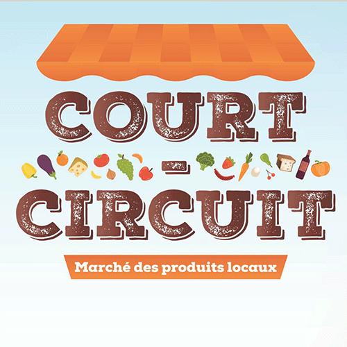 Court-Circuit 2020 - Marché des producteurs locaux