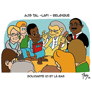 ASBL AJS Tal-Lafi Belgique