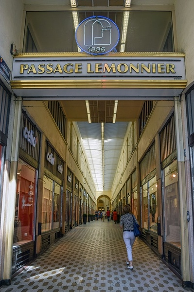 Passage Lemonier