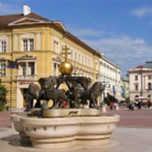 Szeged [Hongarije]
