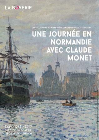 24.03.2017 > 03.07.2017: Een dag in Normandië met Claude Monet