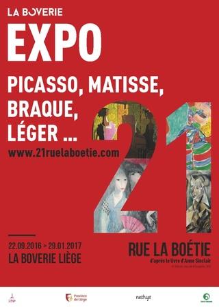 Tentoonstellingen | 21 rue la Boétie | 22.09.16>29.01.17